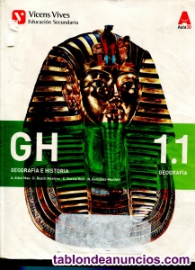 Gh 1. 1 eso geografía e historia - vicens vives