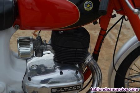 Vendo bultaco junior 125