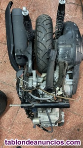 Motor Yamaha nmax 125 año 2019 1.500km.