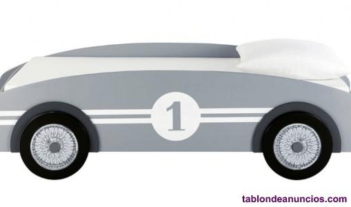Vende cama coche muy nueva