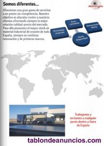 Fabricación-Venta Cámaras frigoríficas de Ocasión a medida,secaderos,túneles etc