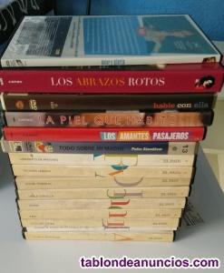 Coleccion dvds Almodóvar