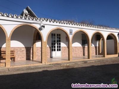 Bonita casa independiente de 1 planta en Hinojos,