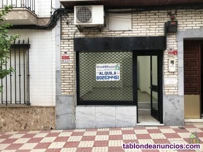 Local, Bajo, 30 m2, 2 dormitorios, Buen estado, In