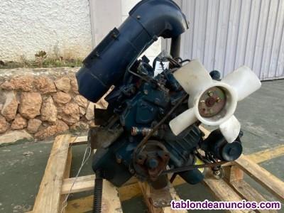 Motor kubota 2 cil modelo z482