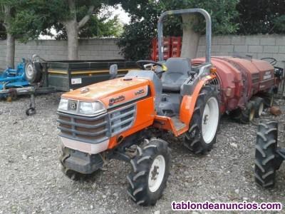 Mini tractor kubota gb-20