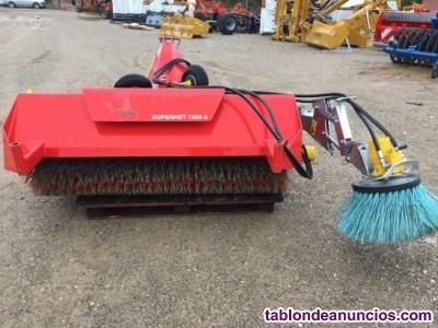 Barredora rabaud para tractor