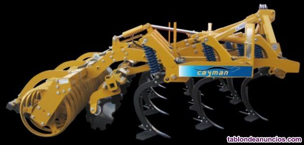 Cultivador cayman 300 ca  top spring