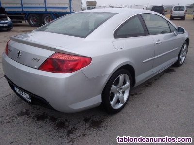 Peugeot 407 coupe 2.0 hdi 163 cv.