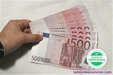 Crédito de dinero para asnef