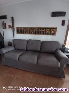 Conjunto de dos sofa' 3 + 2 plazas