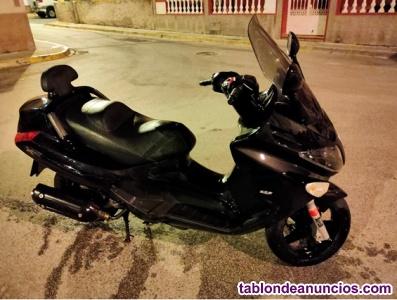 Vendo scooter piaggio x-evo 125