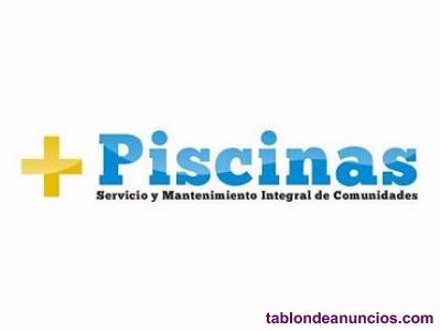 Seleccionamos TÉCNICO EN MANTENIMIENTO PISCINAS Verano 2021 (Com. Madrid)