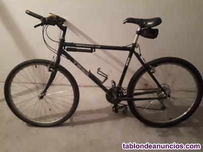 Vendo bicicleta marca trek