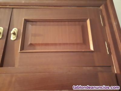 Vendo puertas de armario empotrado.