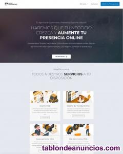 Diseño de Páginas Web Profesionales con Wordpress en Valencia
