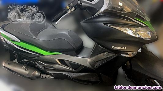 Kawasaki J300 - 2017