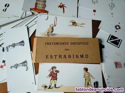 Tratamiento ortóptico del estrabismo estereogramas optica orthoptic treatment st