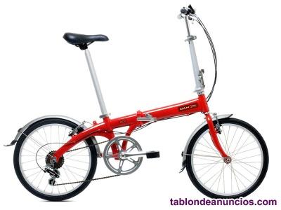 Vendo bicicleta plegable marca DAHON mod. Eco C6