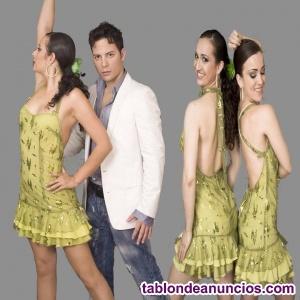 Clases de baile latino o flamenco