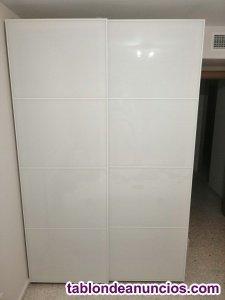 Armario Pax Ikea blanco