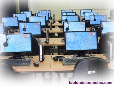 SOFTWARE PARA LA VIRTUALIZACION DE ORDENADORES CONECTADOS EN UNA RED LOCAL