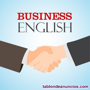 Business english - clases particulares