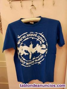 Camiseta discoteca Xque?