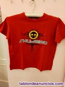 Camiseta Dj. Skudero