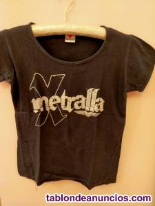 Camiseta Xavi Metralla