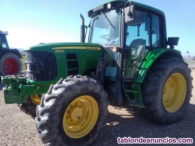 Tractor JOHN DEERE 6230 almendrero.