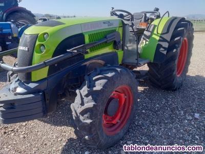 Tractor CLAAS NECTIS 267F 100 CV.