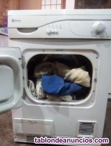 Secadora Balay ..transporte