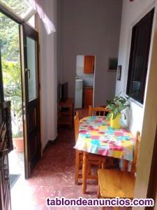 Apartamento en alquiler en la isla de La Gomera , en el pueblo de Vallehermoso