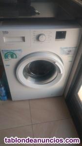 Vendo lavadora Beko