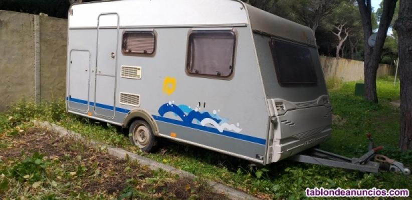 Vendo o cambio caravana