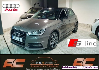 Audi a1 sportback 1.0 tfsi 95cv adrenalin s-line