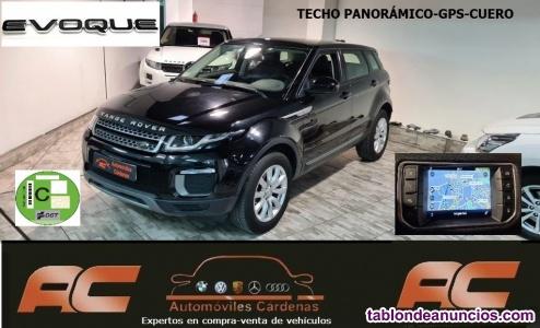 Land rover evoque 2.0 l td4 150cv automatico pure tech