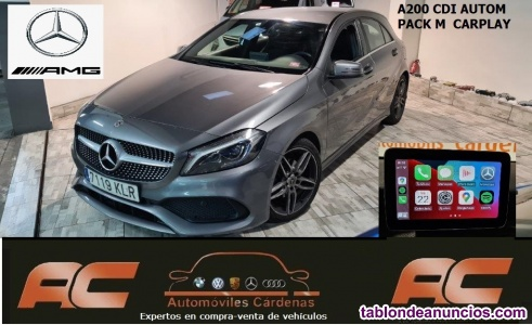 A200 cdi amg pack automatico 2018