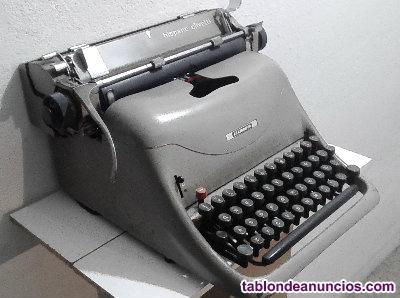 Vendo máquina de escribir hispano olivetti lexicon 80 y regalo patinete.