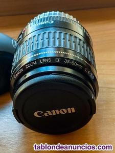 Canon EF 35-80 mm f- 1-4-5.6 Ultrasonic