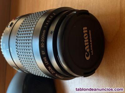 Canon EF 80-200 mm 4.5-5.6 II