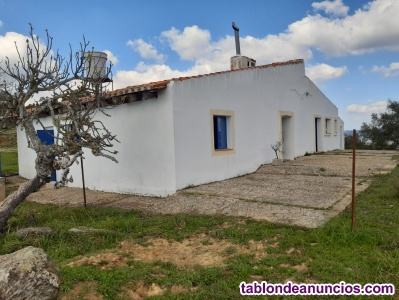 Finca en Aroche (Huelva)
