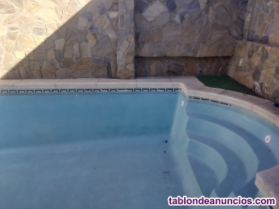 Chalet pareado con Piscina privada,