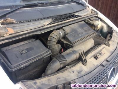 Motor vito 111cdi 2.2  año 07