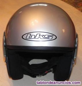 Casco de moto bks
