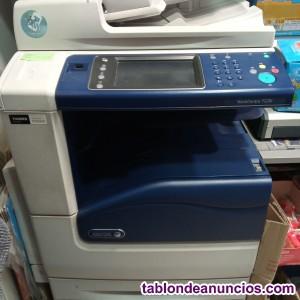 Por jubilación vendo fotocopiadora WORK CENTRE 7220l , marca XEROX