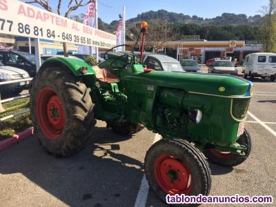Tractor deutz  d 4505