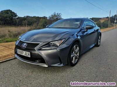 Lexus rc 300h hybrid executive