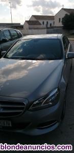 Mercedes clase E 220 cdi 170